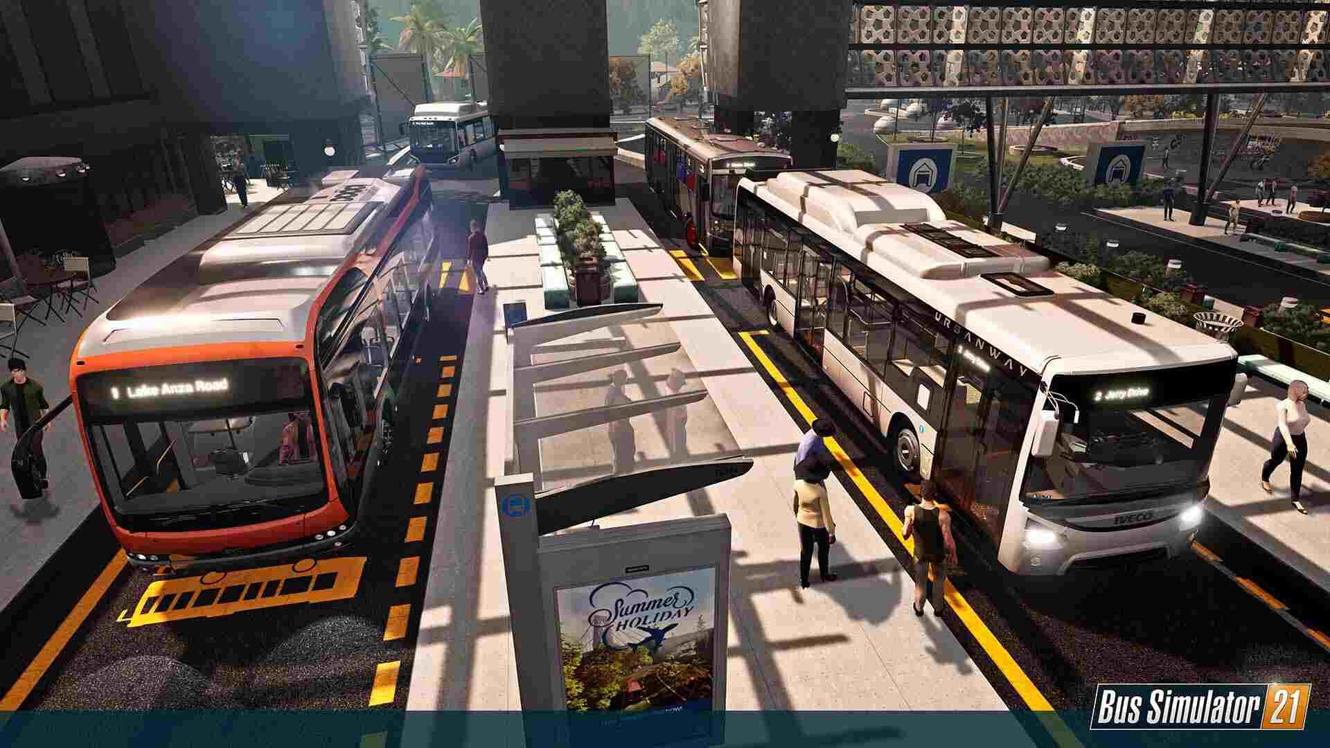 Bus Simulator 21 multiplayer