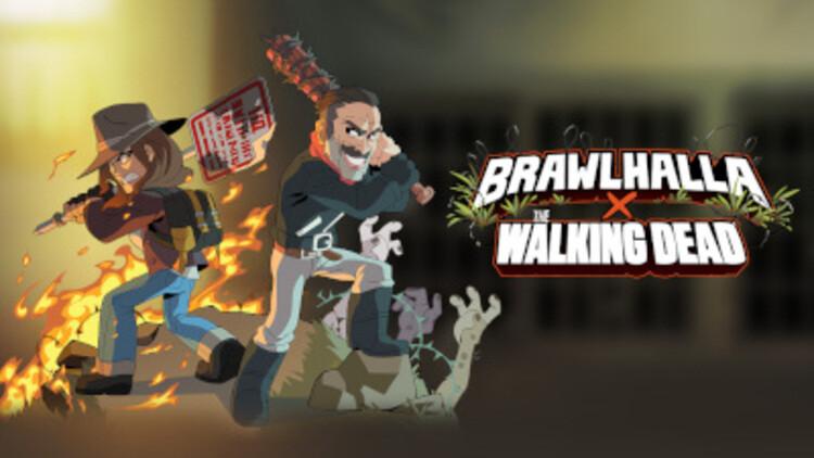 Brawlhalla X Walking Dead