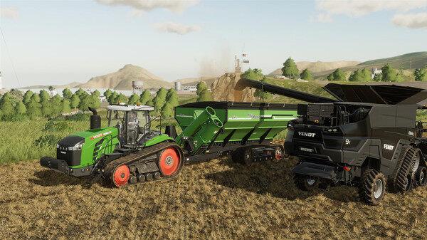 Farming Simulator 19 farming