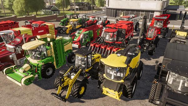 Farming Simulator 19 vehicles