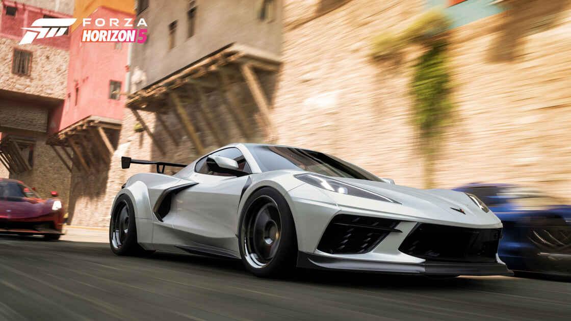 Forza Horizon 5 poster