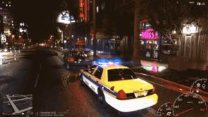 GTA V LSPDR Mod