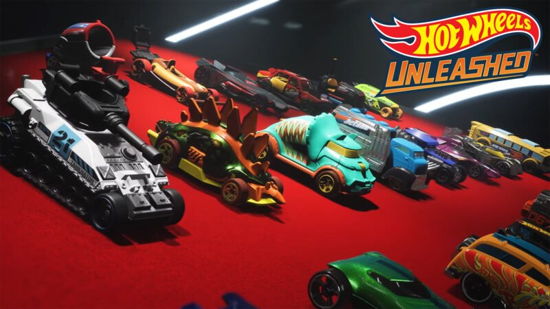 Hot Wheels Unleashed Poster