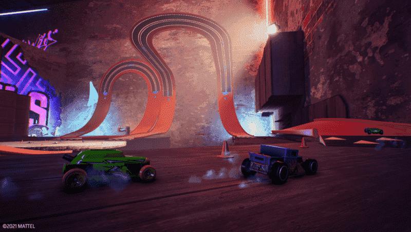 Hot Wheels Unleashed Track