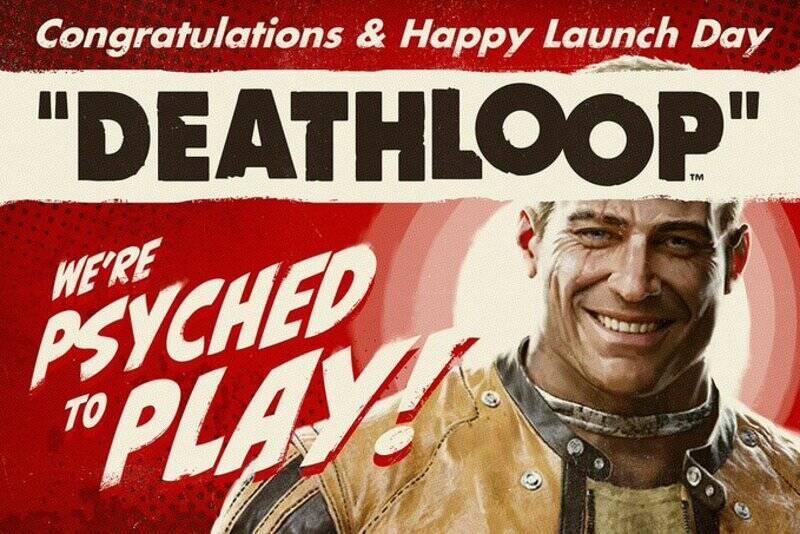 Deathloop for GeForce Now