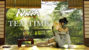 Naraka Bladepoint release