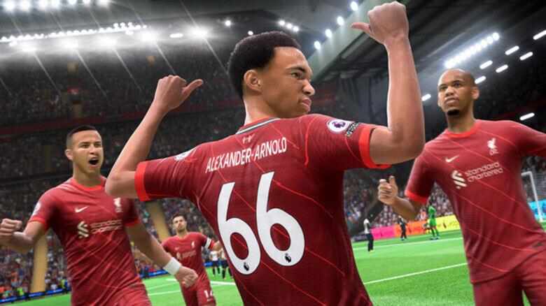 FIFA 22 GeForce Release