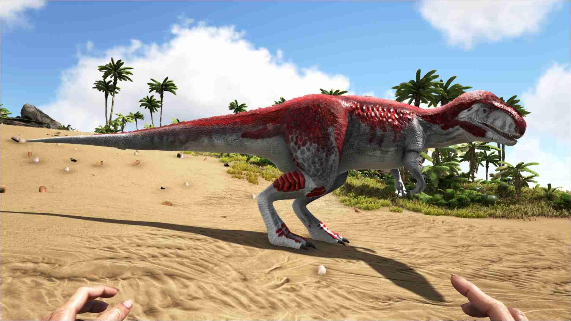 Megalosaurus ARK Survival