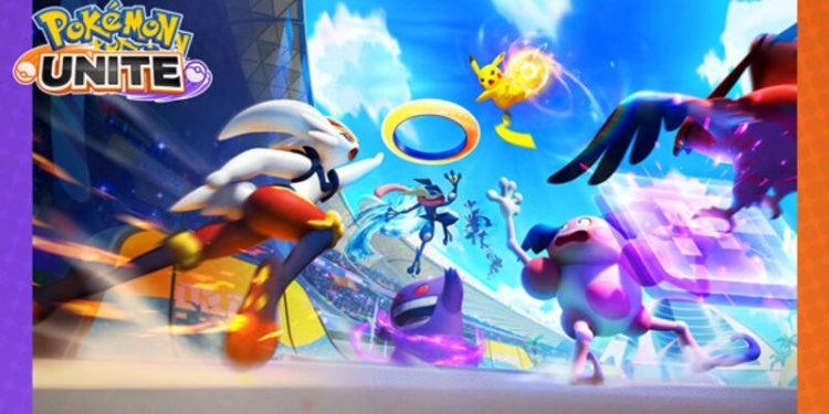 Pokemon-Unite-released