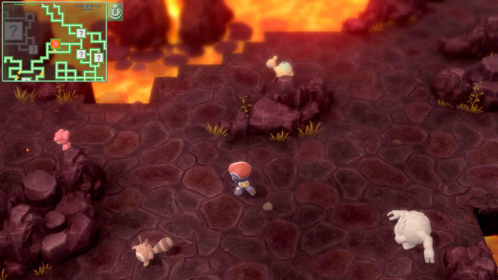 Pokemon graphics