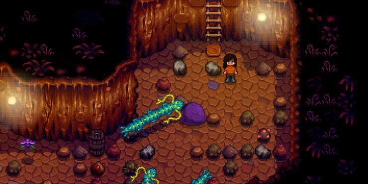 Skull Cavern Invasion