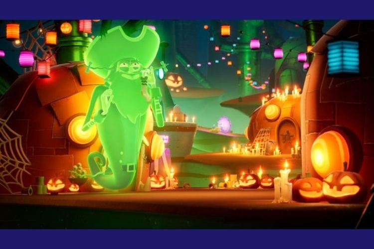 SpongeBob SquarePants The Cosmic Shake ss