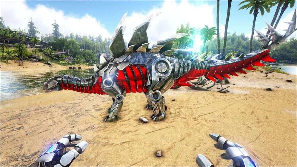 Stegolasaurus ARK