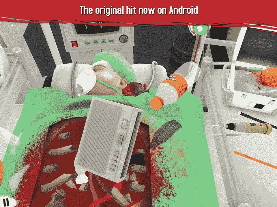 Surgeon Simulator Android