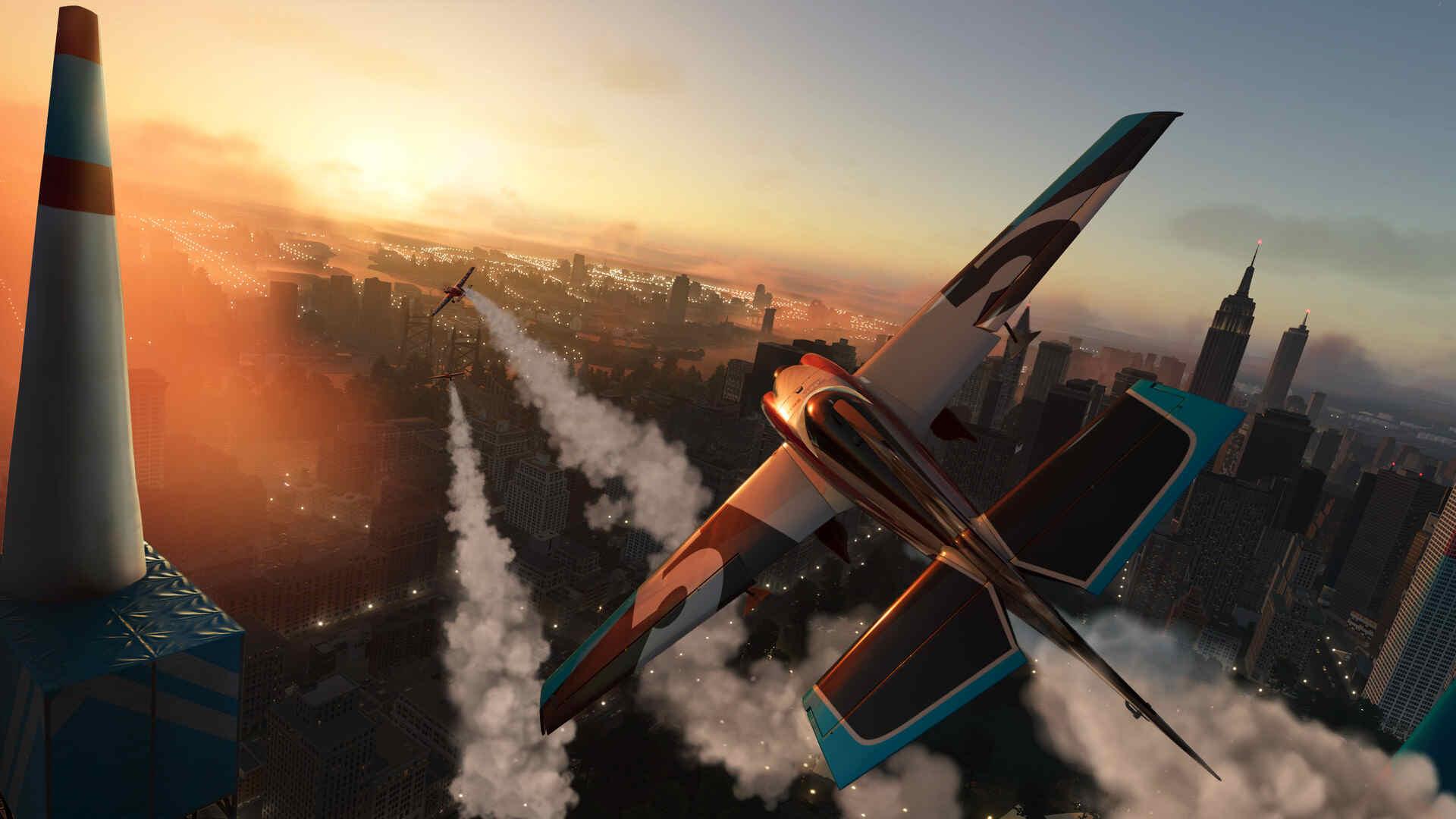 The Crew 2 Planes flight