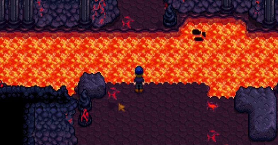 Volcano Dungeon