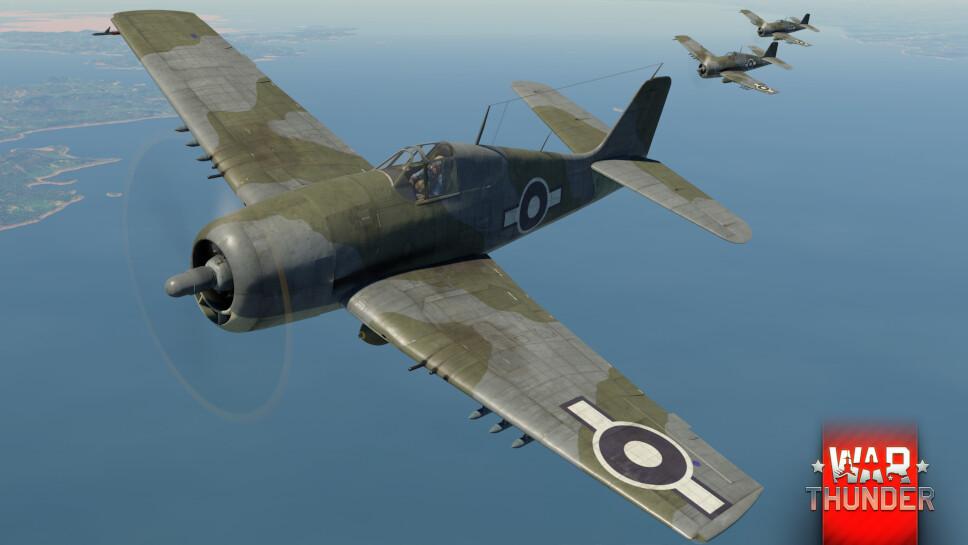 War Thunder Aircraft