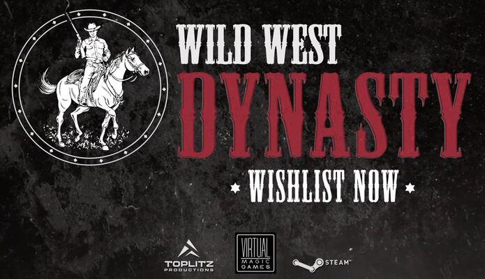 Wild West Dynasty Steam