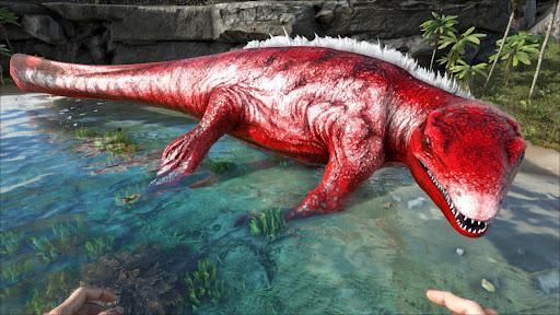 Mosasaurus ARK