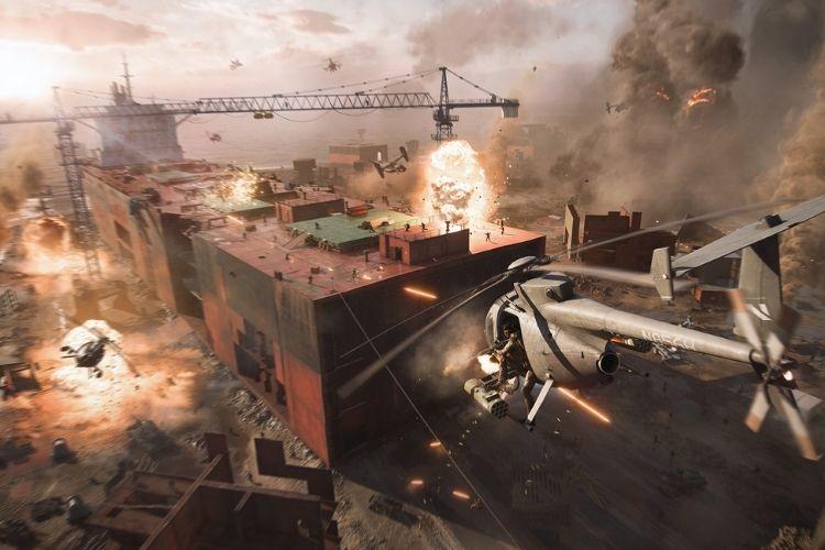 Battlefield 2042 Nvidia Driver Error