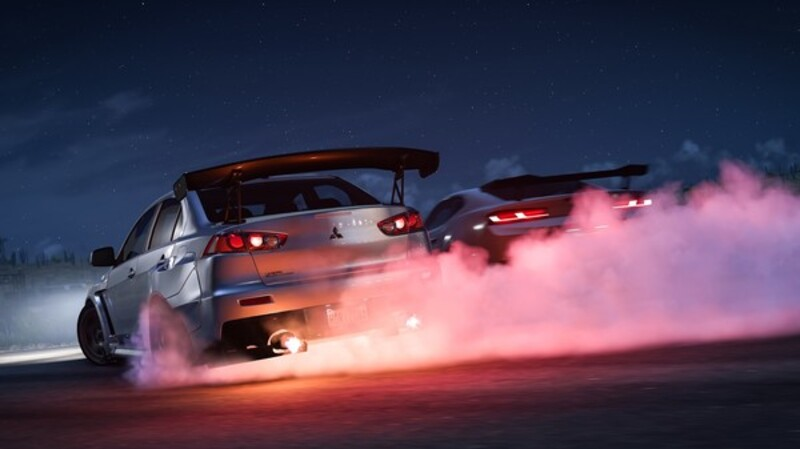 Forza Horizon 5 HDR