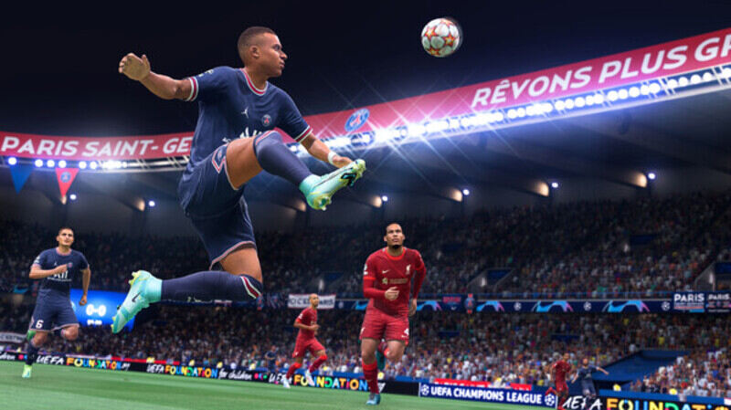 FIFA 22 GHOST CONTROLLER ISSUE