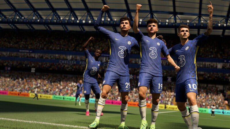 FIFA 22 LEVEL MINUS SKILL POINTS