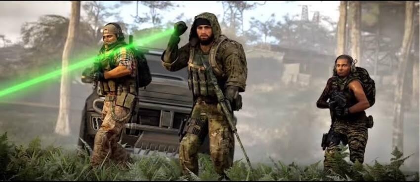 Ghost Recon Crossplay Feature