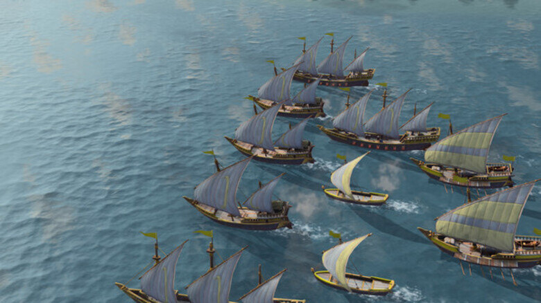 Age of Empires 4 Space