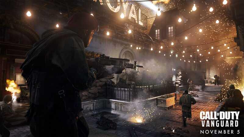 Call of Duty Vanguard Cross Play