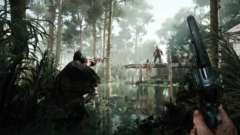 Hunt Showdown Patch Update 1.6.2