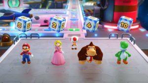 Mario Mini game
