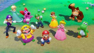 Mario Party Superstars Boards
