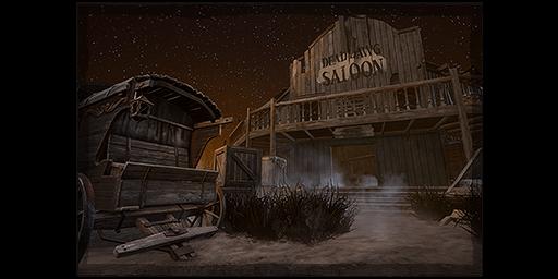 dead dawg saloon
