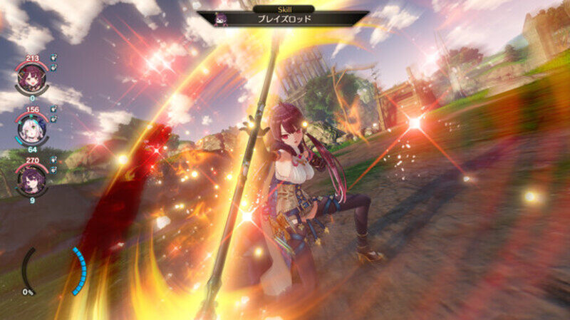 Atelier Sophie 2: The Alchemist of the Mysterious Dream Characters List & Detail