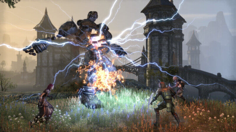 Elder Scrolls Online Asia/Oceania Servers